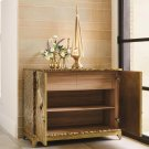 Birds In Flight Cabinet-Brass Product Image