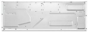 1000-Watt Low Profile Microwave Hood Combination with PrintShield Finish - White