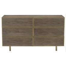 Profile Dresser in Warm Taupe (378)