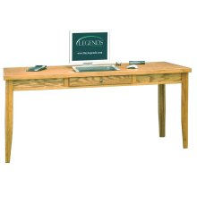 City Loft 64inch Writing Table