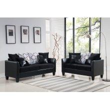 Black Sofa, Loveseat