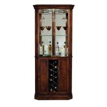 Piedmont Wine & Bar Cabinet