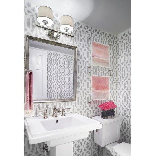 Rondo 2-Light Bath Vanity