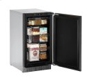 """Modular 3000 Series 18"""" Solid Door Refrigerator With Integrated Solid Finish and Field Reversible Door Swing Product Image"""
