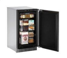 "Modular 3000 Series 18"" Solid Door Refrigerator With Integrated Solid Finish and Field Reversible Door Swing"
