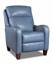Leather Hi-Leg Recliner (available in Fabric)