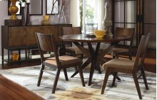 Kateri Round Pedestal Table