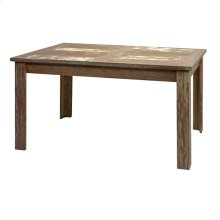 Bancroft Distressed Wood Dining Table