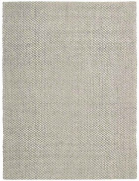 Cascade Cas01 Silvr Rectangle Rug 27'' X 18''