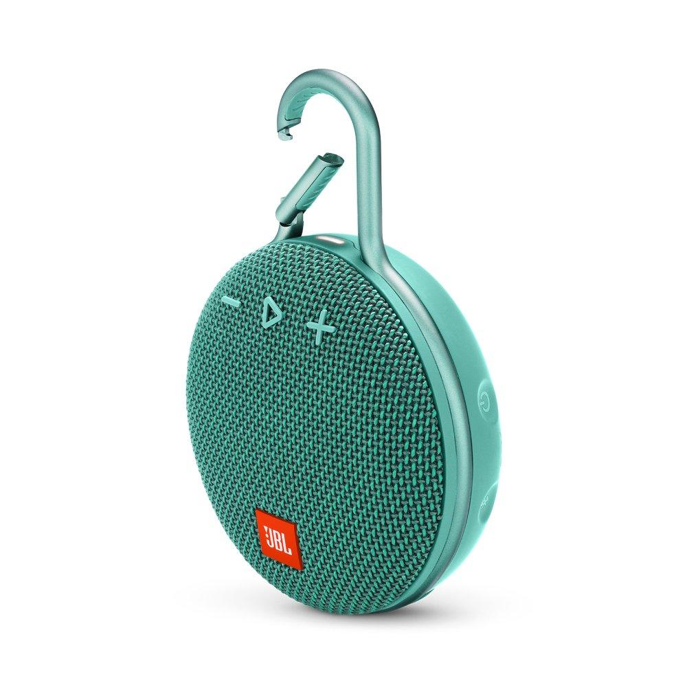 JBL CLIP 3 Portable Bluetooth(R) speaker  RIVER TEAL