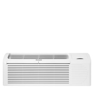 Frigidaire Ac PTAC unit with Heat Pump and Electric Heat backup 12,000 BTU 208/230V with Corrosion Guard and Dry Mode