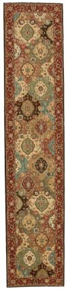LIVING TREASURES LI03 MTC RUNNER 2'6'' x 12'