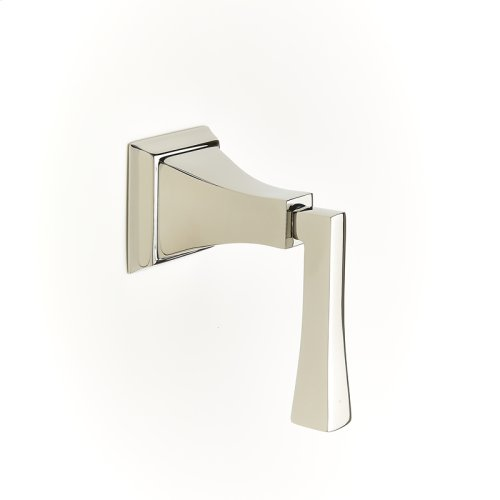 Volume Control and Diverters Leyden Series 14 Polished Nickel