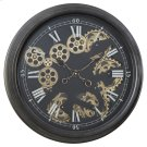 Paris II Gear Clock Product Image