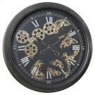Paris II Gear Clock Product Image