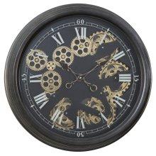 Paris II Gear Clock