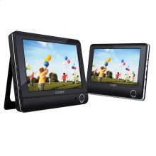 9 inch Dual Screen Tablet Portable DVD Player