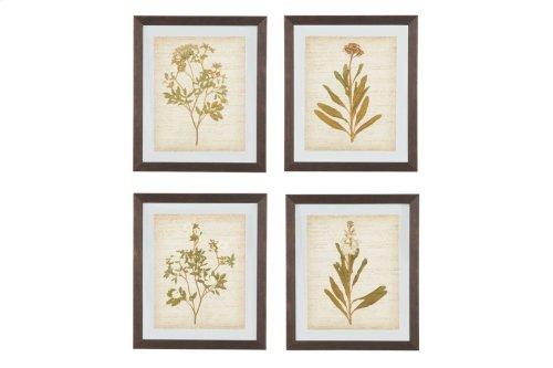 Wall Art Set (4/cn)