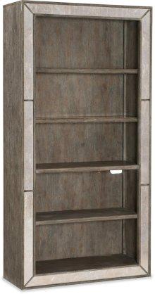 Rustic Glam Bookcase