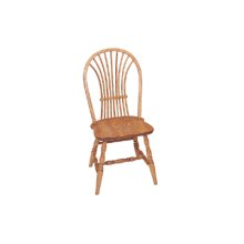 Wheat Back Chair Side