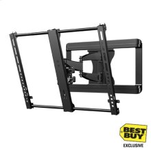 """Full-Motion+ Mount For 37"""" - 50"""" flat-panel TVs up 75 lbs."""