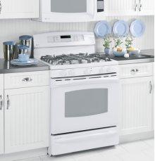 "GE Profile™ 30"" Free-Standing Double Oven Range"