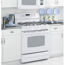 "GE Profile™ 30"" Free-Standing Double Oven Range"