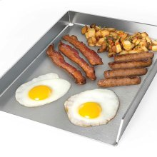 PRO Stainless Steel Griddle 308