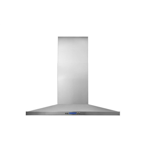 36'' Chimney Wall-Mount Hood