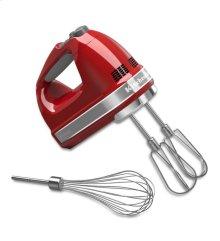 KitchenAid® 7-Speed Hand Mixer - Empire Red