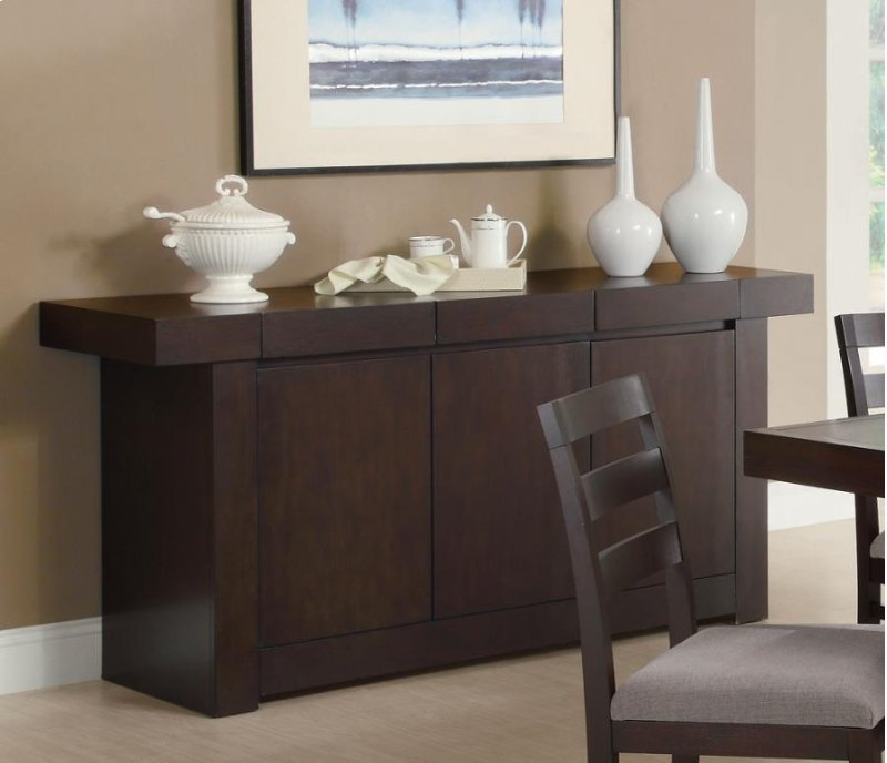 103105 in by coaster in saint peters mo server for Furniture 63376