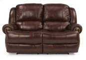 Capitol Leather Power Reclining Loveseat
