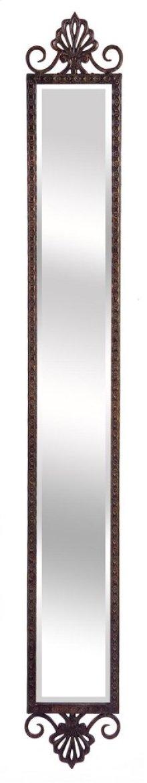 Narrow Accent Mirror