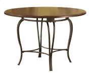 """Montello Round Dining Table 45"""" Faux Wood Top Only - Ctn B Product Image"""
