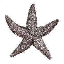 Deep Pewter Starfish - small