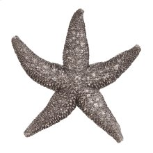 Deep Pewter Starfish - small