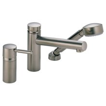 Roman Tub Faucet With Handshower