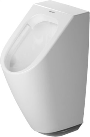 White Me By Starck Urinal Duravit Rimless® 0.125 Gpf Product Image
