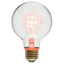 G80 23 Anchors 40w E Light Bulb  Clear