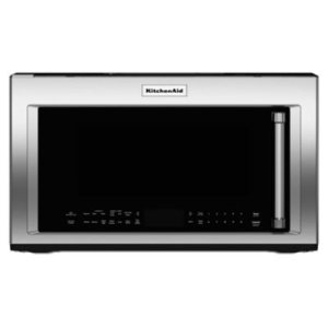 """KITCHENAID1200-Watt Convection Microwave with High-Speed Cooking - 30"""" - Stainless Steel"""
