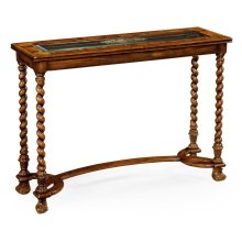 Oyster & glomise Console