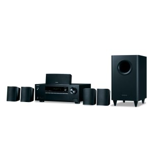 Onkyo5.1-Channel Home Theater Receiver/Speaker Package