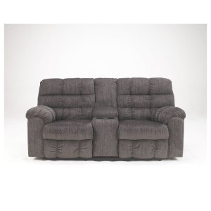 Signature Design by AshleySIGNATURE DESIGN BY ASHLEYAcieona Reclining Loveseat With Console