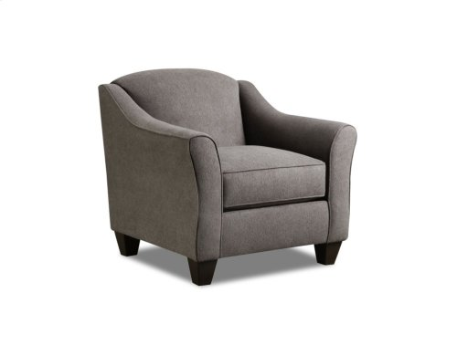 1020 - Popstitch Rust Accent Chair