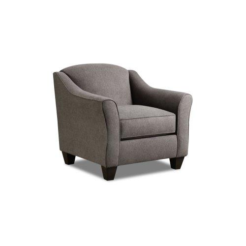 1020 - Popstitch Rust Accent Chair