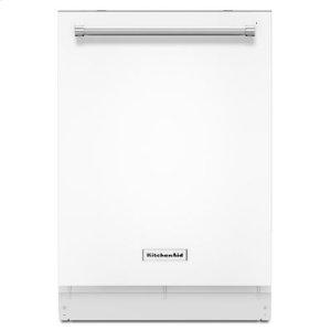 Kitchenaid39 dBA Dishwasher with ProScrub Option - White