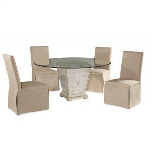Borghese Dining Pedestal Base