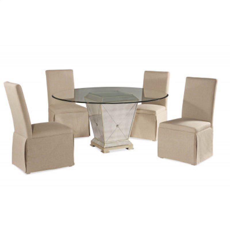 Additional Borghese Dining Pedestal Base