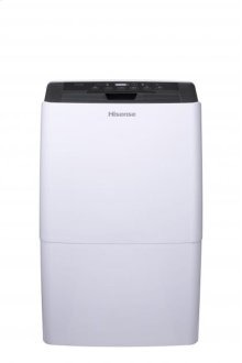 70 pint - 2-speed Dehumidifier with built-in pump