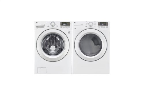 4.3 cu. ft. Ultra Large Capacity Front Load Washer with ColdWash Technology